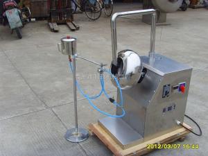 BY-400小型糖衣机厂家报价