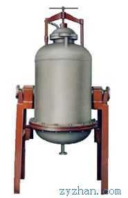 IG-1.5列管式過濾器