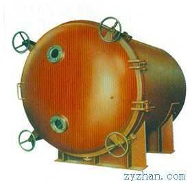 YZG圆筒式干燥器