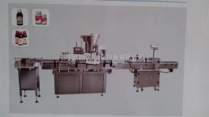 TMFC-1020(B)自动眼药水灌装线