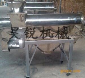【厂家直销】重量轻粉末筛分设备 卧式气旋筛/卧式气流筛
