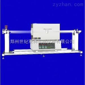 SK-1200-60IIIC-MRTP三溫區滑軌式管式爐 快速退火