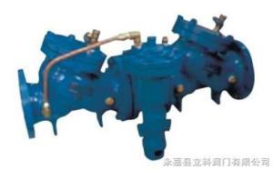 HS41X-A防污隔斷閥(倒流防止器)