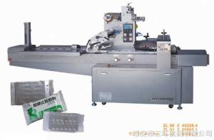 DZB-400D 多功能枕式全自動包裝機/枕式包裝機