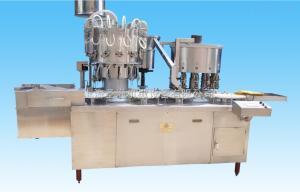 SG-200高速口服液灌装机轧盖机