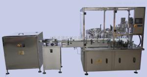 SGPWX-2圣灌帶轉臂噴霧劑灌裝生產線