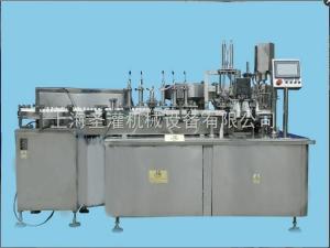 SGPWX喷雾剂灌装机