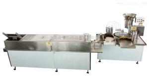 SGKGZ-4型口服液灌装生产线联动机组