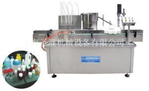 SG供应糖浆,消毒液灌装机