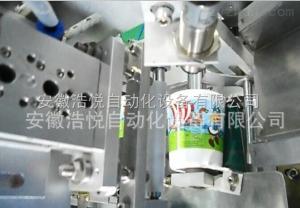 TM210非标自动化椭圆瓶贴标签机器