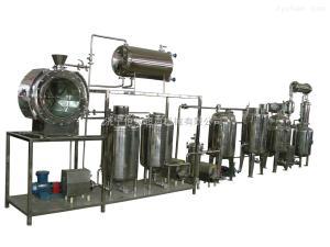 HSCT-G宁夏枸杞保健酒超声波提取500L提取机