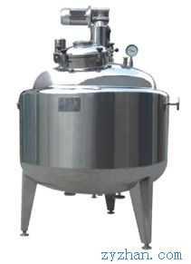 PYG不銹鋼配液罐