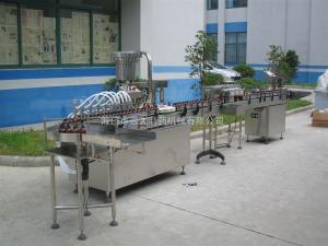 果糖灌装生产线