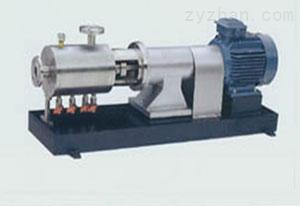 YULDOR三級管線式高剪切乳化機