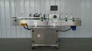 TM-220供应 自动标签贴标机 连续双标贴标机