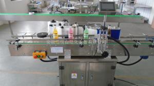 TM-220全自动打印贴标一体机 自动圆瓶贴标机