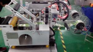 TM-50應用于食品醫藥行業 半自動圓瓶貼標機 專業貼標機生產廠家