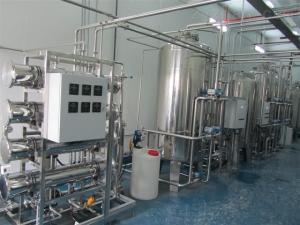 RO制药纯化水设备