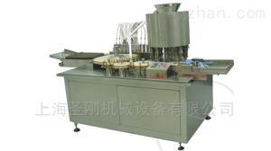 SGSDGK-10/20全自動10-20ML糖漿口服液灌裝鎖蓋機