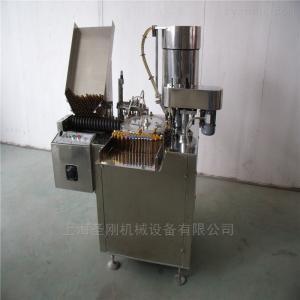 SGSDGK-10/20口服液自动灌装旋盖机