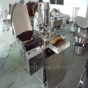 SGSDGK-10/20三刀離心式口服液灌裝軋蓋機