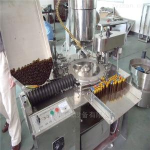 SGSDGK-10/2030-50瓶/分鐘圓盤定位式口服液灌裝機