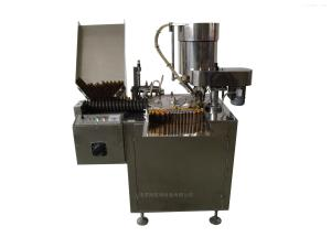 SGSDGK-10/2010ML 30-50瓶/分鐘口服液灌裝鎖蓋機