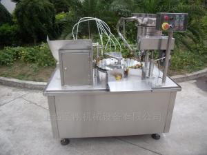 SGSDGK-10/2010ML-20ML全自動口服液灌裝軋蓋機