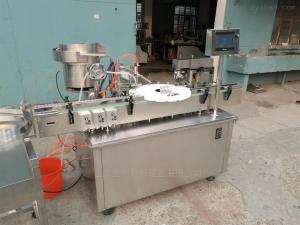 SGSXGX-5030-50瓶/分鐘西林瓶灌裝加塞軋蓋機