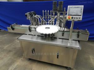 SGSGNX-30/60厂家直销2-50ML全自动眼药水灌装加塞旋盖机