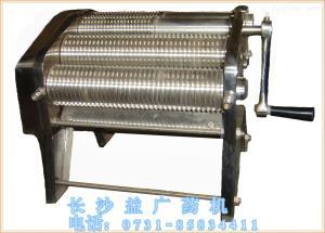 DM-10小型手摇制丸机