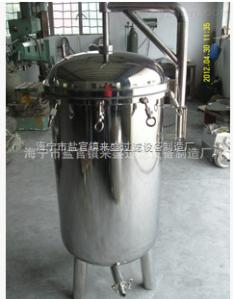 TY-2全密闭粉末活性碳过滤机