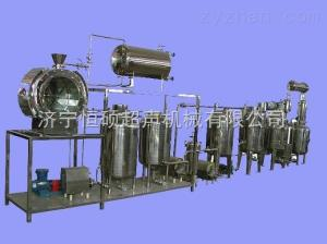 HSCT-G上海超聲波保健酒提取/上海500L超聲波提取機