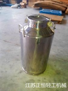 非标不锈钢料桶价格