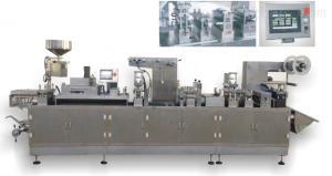 DPP-260F铝塑铝平板式泡罩包装机