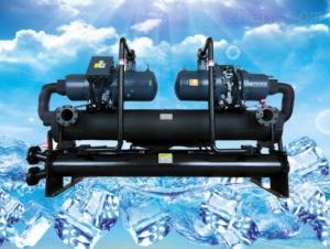 AYD-210WS-LT【厂家制造制冷强劲】80P水冷低温螺杆式冷冻机