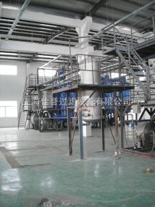 燒結管過濾器/活性炭脫色過濾