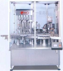 DGS4型長沙灌裝加塞旋(軋)機