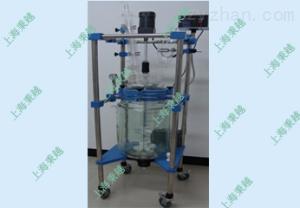 BY-10L上海雙層玻璃反應釜價格