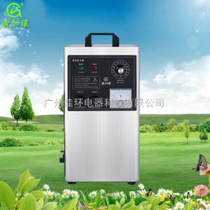 HY-002-2A供应小型空间杀菌消毒机2G风冷式小型空气源臭氧发生器