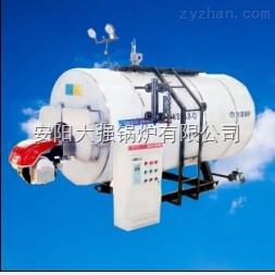 WNS2-1.252噸冷凝式燃油氣蒸汽鍋爐