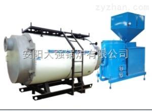 WNS1-1.0大強*節能環保燃生物質蒸汽鍋爐