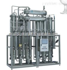 LDS/100注射用水設備多效蒸餾水機