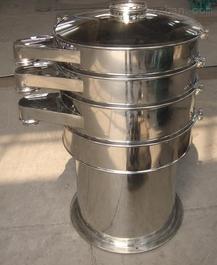 食品过筛设备高效筛粉机高效振荡筛