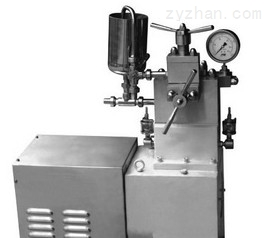 小型生產用高壓均質機