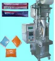 香醋、酱油、小包液体包装机 小型立式液体包装机械