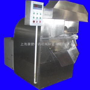 CYJ-500电加热型滚筒式炒药机