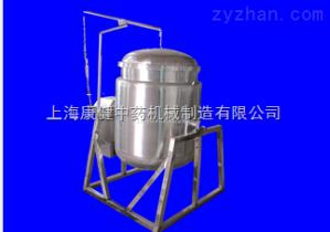 ZYG-0.7可倾式蒸煮锅型号