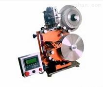厂家直销XT-50半自动圆瓶贴标机 矿泉水套标机自动套标机