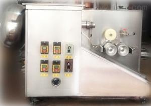 DZ-2D带抛光烘干的制丸机_长沙天和机械